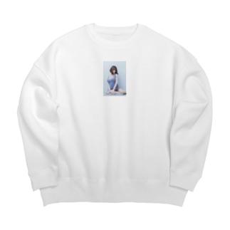 kaka-doll.comエラストマー製 Big silhouette sweats