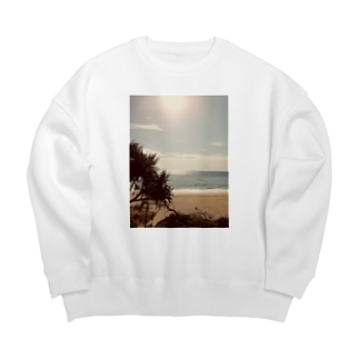 Sunshine beach Big silhouette sweats