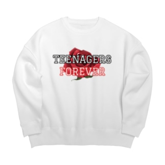 TEENAGERS FOREVER Big silhouette sweats