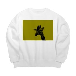キリン Big silhouette sweats