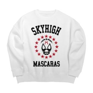 DRIPPEDのSKYHIGH MASCARAS Big silhouette sweats