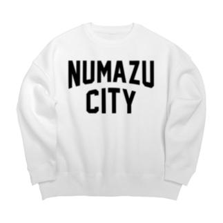 沼津市 NUMAZU CITY Big silhouette sweats