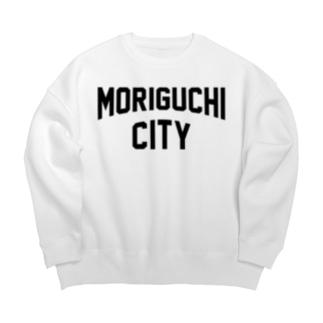 守口市 MORIGUCHI CITY Big silhouette sweats