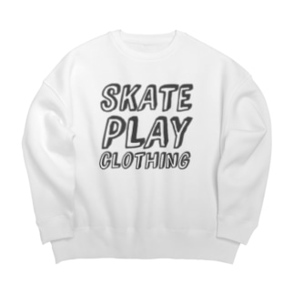 SKATE PLAY G Big silhouette sweats