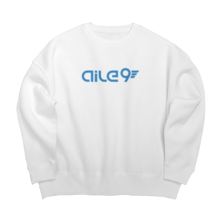 Aile9グッズ Big silhouette sweats