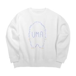 UMA Big silhouette sweats