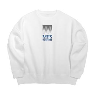 MFS room5周年記念アイテム Big silhouette sweats