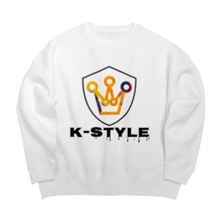 K-STYLE Big silhouette sweats