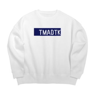 TMADTK Big silhouette sweats