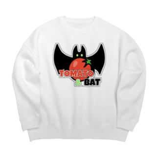 TOMATO&BAT Big silhouette sweats
