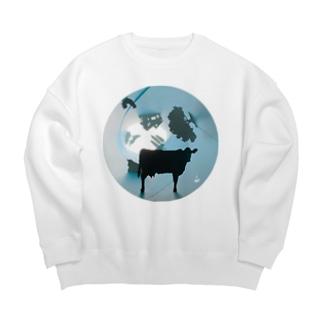 fm_41_Cow Big silhouette sweats