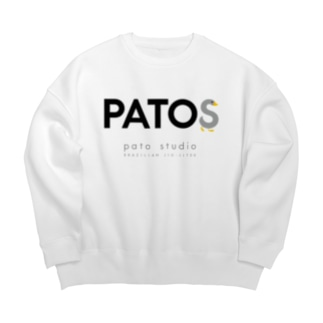 PATOS_P Big silhouette sweats
