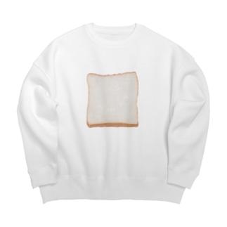 食パン Big silhouette sweats