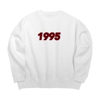 1995年生まれやさかい Big silhouette sweats