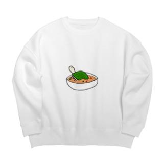 真・ウミガメのスープ Big silhouette sweats