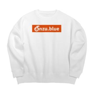 anzu ロゴ(URL) tyle2 Big silhouette sweats