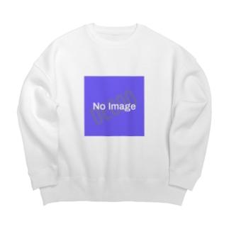 [DEcoo's]No image Big silhouette sweats