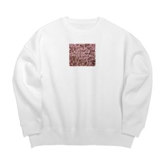 Long vacation Big Crew Neck Sweatshirt