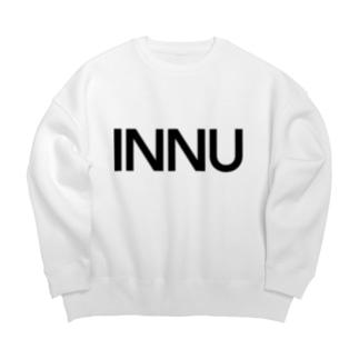 INNU (doge in Japanese) Big silhouette sweats