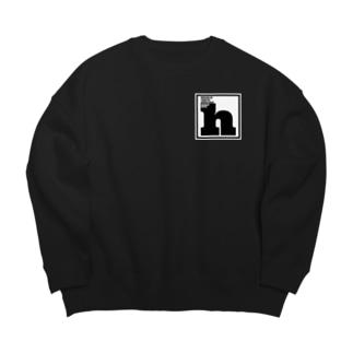 HWA Big silhouette sweats