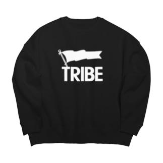 TRIBE Big silhouette sweats