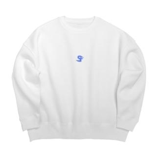 SFロゴビックシルエットTシャツ Big silhouette sweats