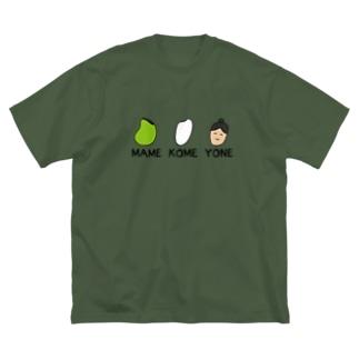 YONE Big silhouette T-shirts