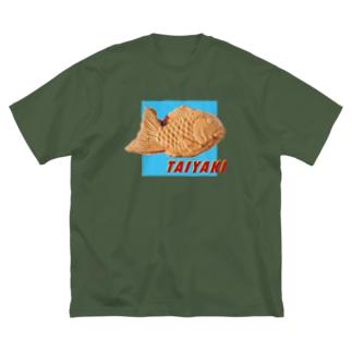 TAIYAKI Big Silhouette T-Shirt