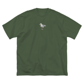 Dude Big silhouette T-shirts