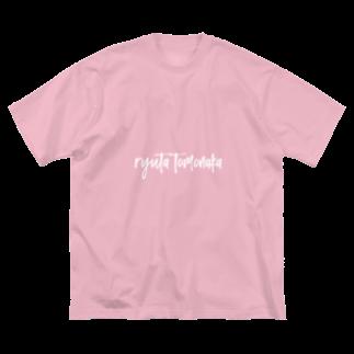 NIDOMISUSストアのデザイナー名 Big silhouette T-shirts