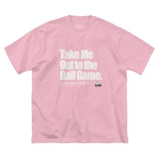 「コロナにぼくらは倒せない」 Big silhouette T-shirts