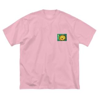 親バカ-T Big silhouette T-shirts