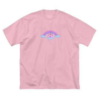 a secret castle Big silhouette T-shirts