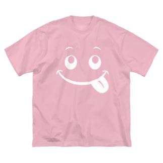 ぺろりんちょ Big Silhouette T-Shirt