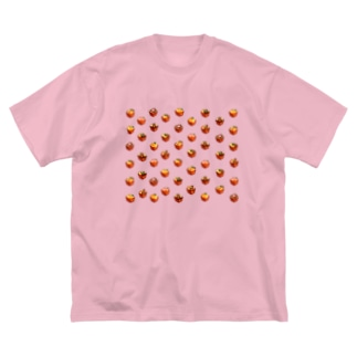 Honey toast set Big Silhouette T-Shirt