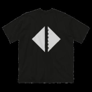 LOLのFigure-04(WT) Big silhouette T-shirts