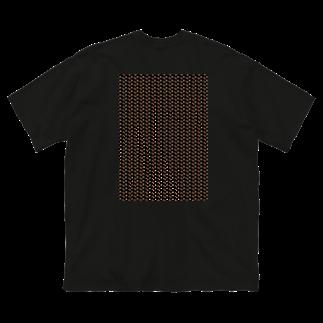 AFのギョウザ氏 Big silhouette T-shirts