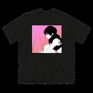 mato  (riff,s.m)のfuckster Big silhouette T-shirts