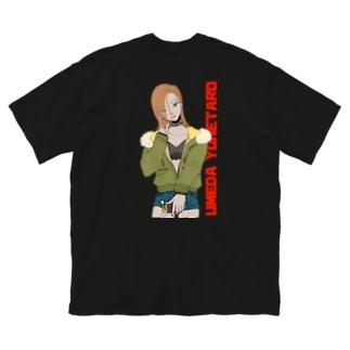 ビックシルエットTシャツ Big silhouette T-shirts