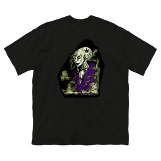 NXRXRXHXN Big silhouette T-shirts