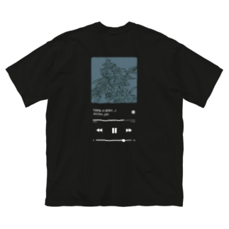 #KUSH Big silhouette T-shirts