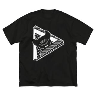 penrosie Big silhouette T-shirts
