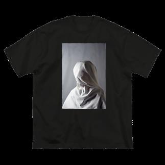 くらりのCovered_human Big silhouette T-shirts