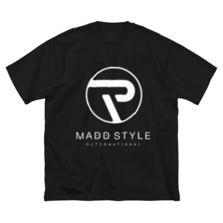 PART2STYLEのmaddstyle Big silhouette T-shirts