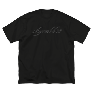 SKYRABBITのskyrabbit Big silhouette T-shirts