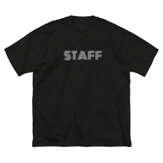 Egyptian Triangleのスタッフさん専用衣装 Big silhouette T-shirts