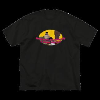 Antu Tailorの80's holiday Big silhouette T-shirts