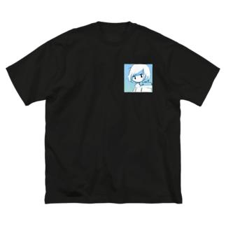 いい色 Big silhouette T-shirts