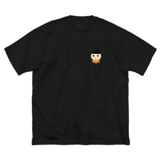 ROKESUTA-KUN Season Silent Spring 2020 / Big  Silhouette T-shirts Big silhouette T-shirts