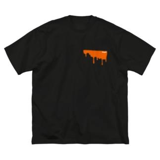 あふれる想い Big silhouette T-shirts